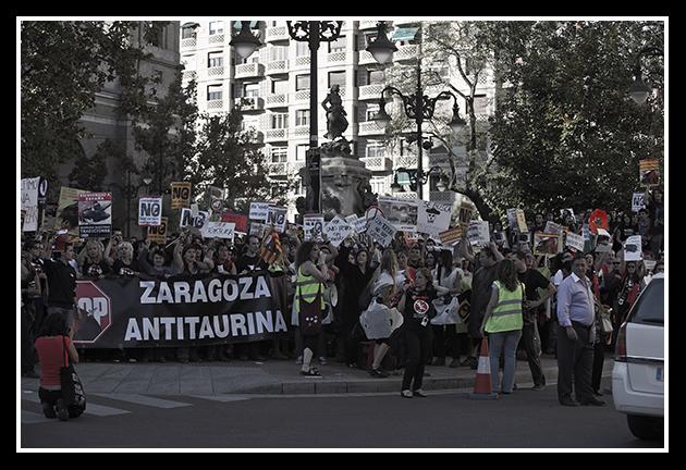 2009-10-11 Manifestación antitaurina_43