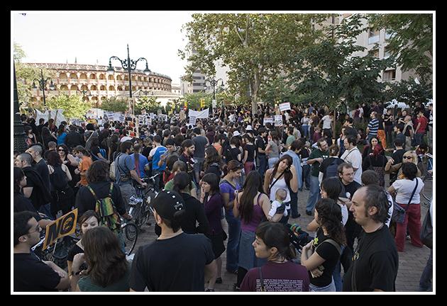 2009-10-11 Manifestación antitaurina_60