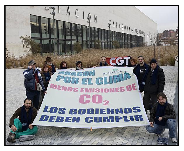 2009-12-16 ecologistas camino de Copenhague_6